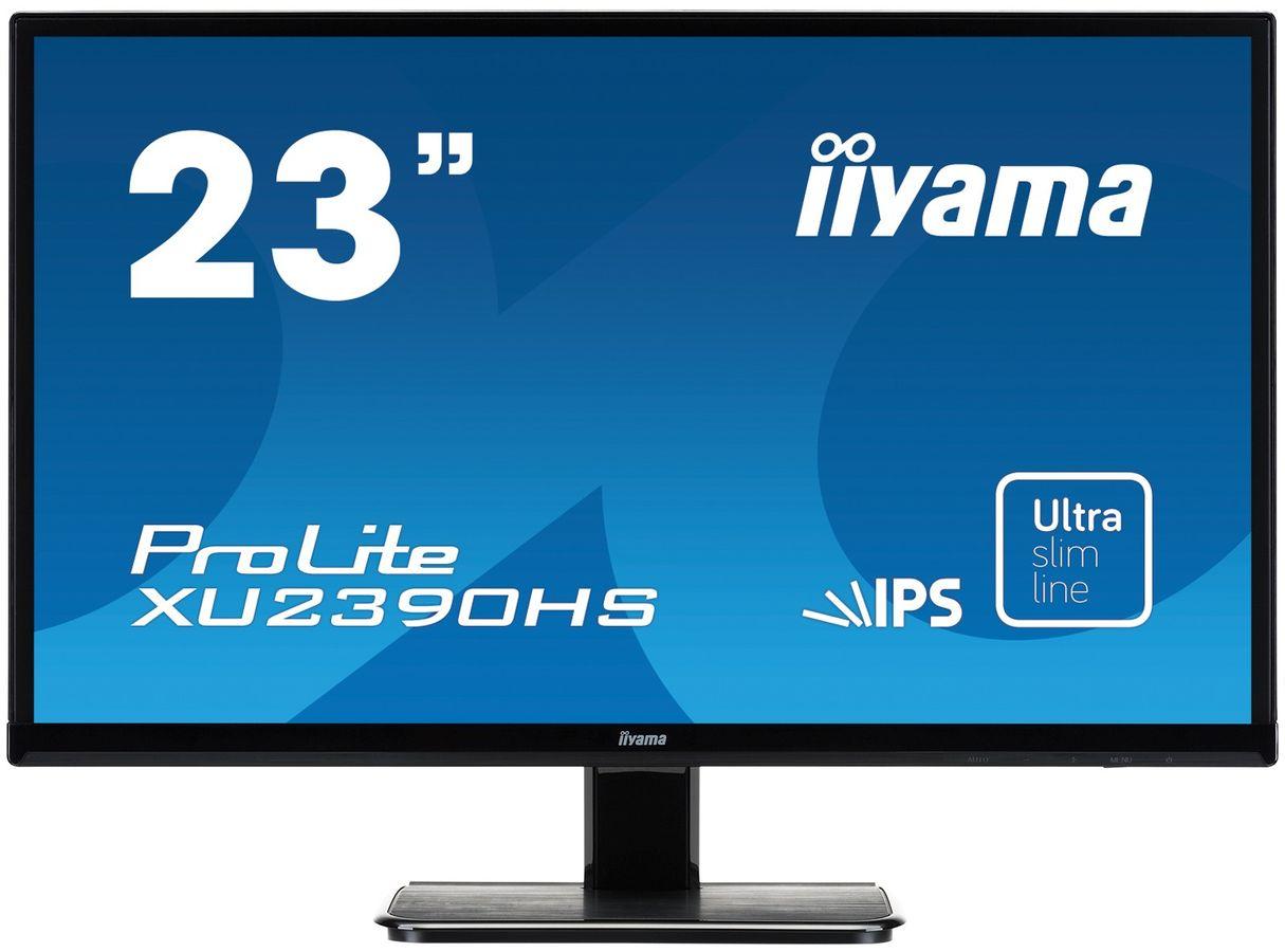 "iiyama ProLite XU2390HS LED display 58,4 cm (23"") Full HD Flat Zwart"
