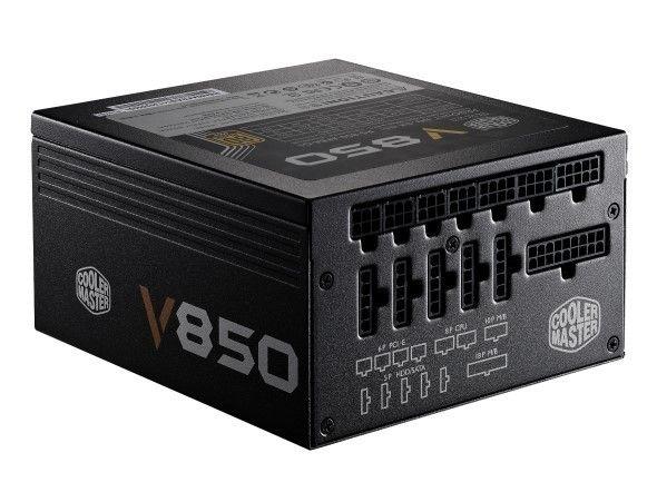 Cooler Master V850 power supply unit 850 W ATX Zwart