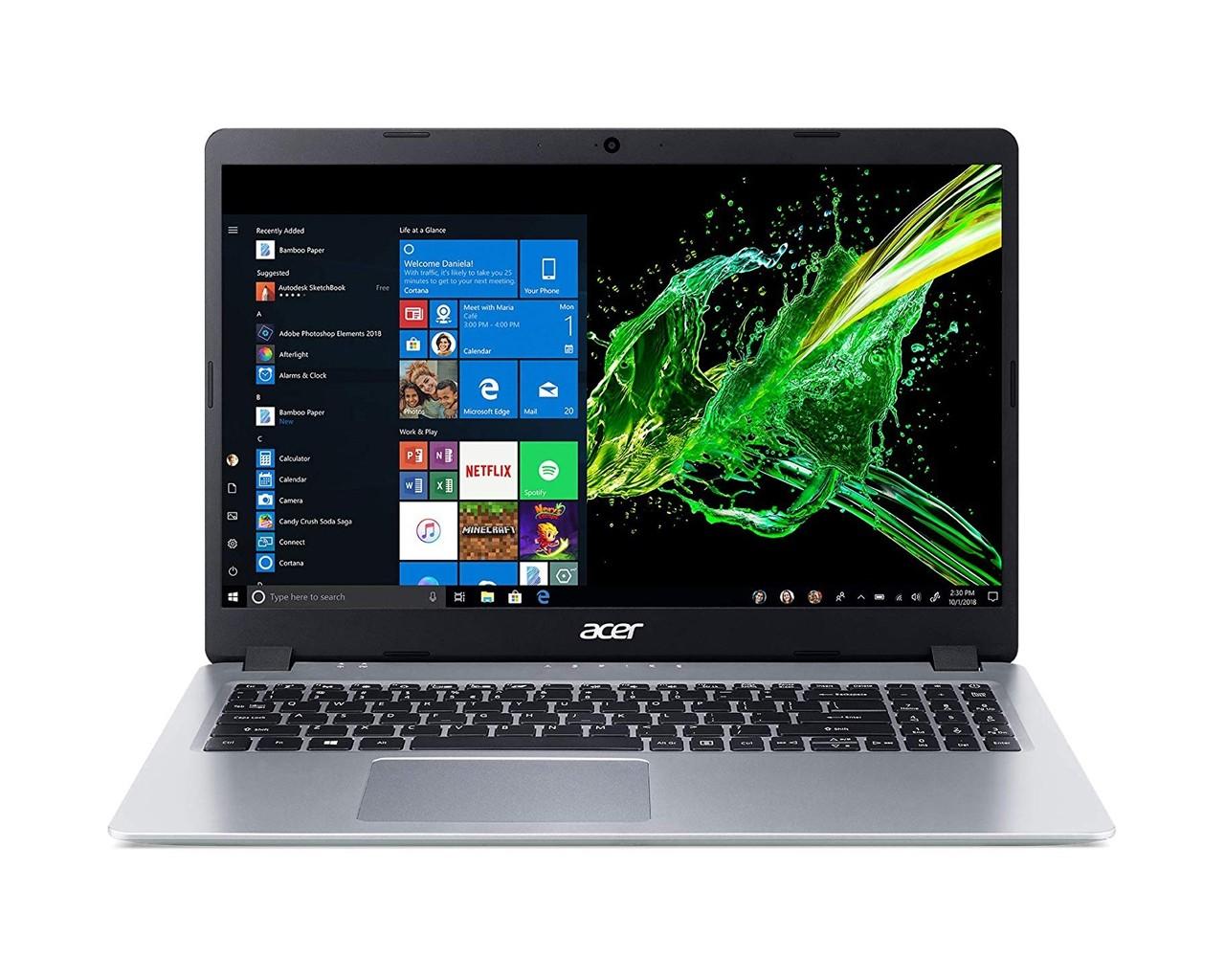 """Acer 15,6"""" Ryzen 3/8GB/256GB NVMe SSD/FHD/NoDVD/W10"""