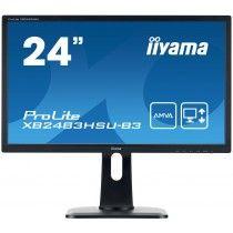 "iiyama ProLite XB2483HSU-B3 LED display 60,5 cm (23.8"") Full HD Flat Mat Zwart"