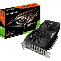 Gigabyte GV-N166SOC-6GD videokaart NVIDIA GeForce GTX 1660 SUPER 6 GB GDDR6