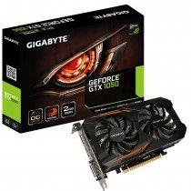 Gigabyte GV-N1050OC-2GD GeForce GTX 1050 2GB GDDR5 videokaart