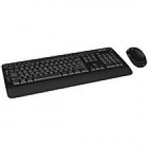DT Microsoft Wireless Desktop 3050 Zwart