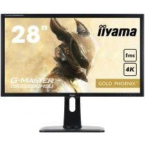 "iiyama G-MASTER GB2888UHSU 28"" 4K Ultra HD TN Mat Zwart computer monitor"