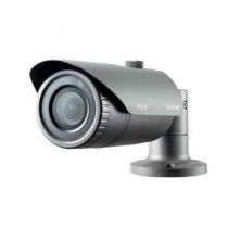 Samsung SNO-L6083R IP-beveiligingscamera Binnen & buiten Rond Grijs bewakingscamera