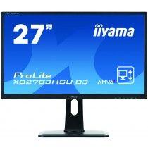 "iiyama ProLite XB2783HSU-B3 computer monitor 68,6 cm (27"") Full HD LED Flat Mat Zwart"