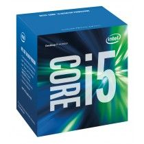 Intel Core ® ™ i5-6600K Processor (6M Cache, up to 3.90 GHz) 3.5GHz 6MB Smart Cache Box