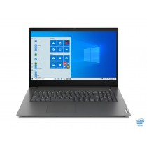 "Lenovo V V17 DDR4-SDRAM Notebook 43,9 cm (17.3"") 1920 x 1080 Pixels Intel® 10de generatie Core™ i5 8 GB 256 GB SSD Wi-Fi 6 (802.11ax) Windows 10 Pro Grijs"