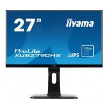 "iiyama ProLite XUB2790HS-B1 computer monitor 68,6 cm (27"") Full HD LED Flat Mat Zwart"