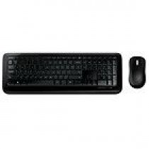DT Microsoft Wireless Desktop 850 Zwart