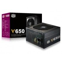 Cooler Master V650 power supply unit 650 W ATX Zwart