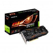 Gigabyte GV-N1070G1 GAMING-8GD GeForce GTX 1070 8GB GDDR5 videokaart