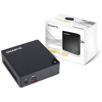 Gigabyte GB-BKi3A-7100 (rev. 1.0) BGA 1356 2.40GHz i3-7100U 0.46L  maat pc Zwart