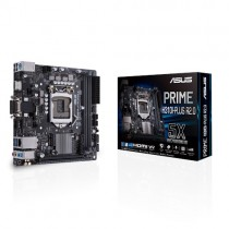 ASUS PRIME H310I-PLUS R2.0 moederbord LGA 1151 (Socket H4) Mini ITX Intel® H310