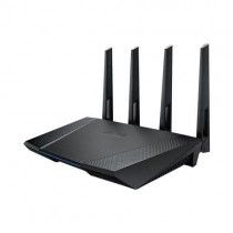 ASUS RT-AC87U draadloze router Dual-band (2.4 GHz / 5 GHz) Gigabit Ethernet Zwart