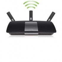 Linksys EA6900 Dual-band (2.4 GHz / 5 GHz) Gigabit Ethernet Zwart draadloze router