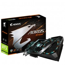 Gigabyte GV-N208TAORUS X-11GC videokaart NVIDIA GeForce RTX 2080 Ti 11 GB GDDR6
