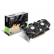 MSI V809-2634R GeForce GTX 1050 2GB GDDR5 videokaart