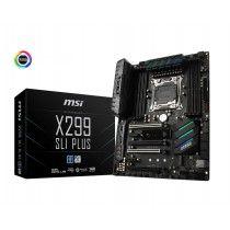 MSI 2066 X299 SLI Plus GBL/DDR4/USB3/ATX