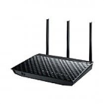 ASUS RT-N18U draadloze router Single-band (2.4 GHz) Gigabit Ethernet Zwart
