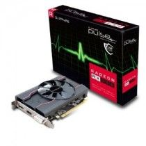 RX550 Sapphire AMD RX 550 PULSE DP/HDMI/DVI/GDDR5/2GB