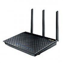 ASUS AC1750 Dual-band (2.4 GHz / 5 GHz) Gigabit Ethernet Zwart draadloze router