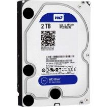 Western Digital Blue 2000GB SATA III interne harde schijf