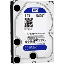 Western Digital Blue 3000GB SATA III interne harde schijf