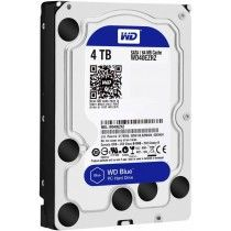 Western Digital Blue 4000GB SATA III interne harde schijf