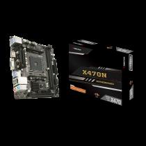 Biostar AM4 X470NH USB 3.1/DDR4/M.2/ITX